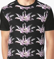 Exotic Clematis Graphic T-Shirt