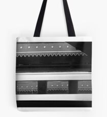 Stationary. Tote Bag