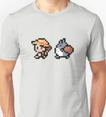 Mei and Totoro Sprite T-Shirt