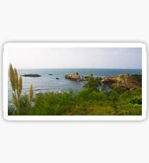 Biarritz Sticker