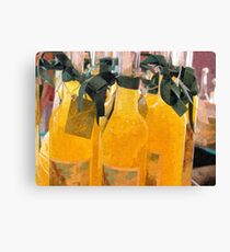 Limoncello (still life) Canvas Print