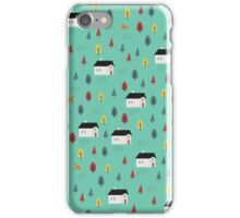 Countryside Pattern iPhone Case/Skin