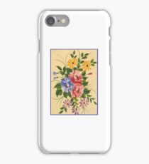 Summer of Love Shabby Chic Chintz Spring Summer Flower Power 60's Hippy Old Style New Kirsten iPhone Case/Skin