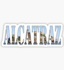 Alcatraz Sticker