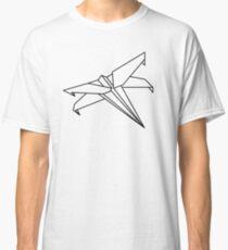 Star Wars - Paper X-Wing  Classic T-Shirt