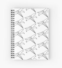 Star Wars - Paper X-Wing  Spiral Notebook