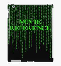 Movie Reference - The Matrix iPad Case/Skin