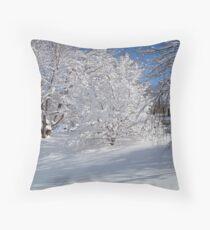 Glistening Trees ^ Throw Pillow