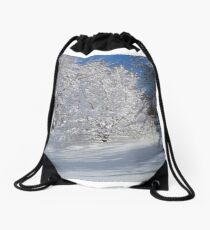 Glistening Trees ^ Drawstring Bag