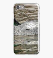 Falcated Duck iPhone Case/Skin