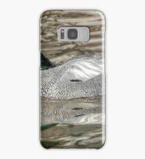 Falcated Duck Samsung Galaxy Case/Skin