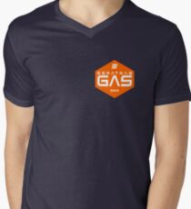 Beratnas GAS company - The Expanse Men's V-Neck T-Shirt