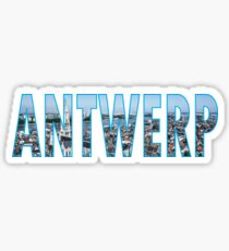 Antwerp Sticker
