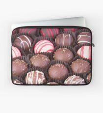 Chocolate Truffles Galore Laptop Sleeve