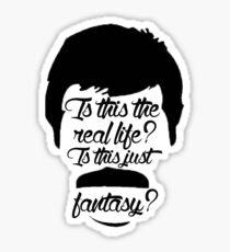 Bohemian Rhapsody Sticker