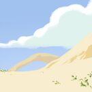 Fantasy Desert by dmc-art