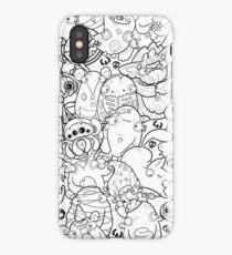 Creepies Collage iPhone Case/Skin