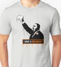Camiseta ajustada Tengo un Dreamcast