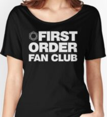 First Order Fan Club Women's Relaxed Fit T-Shirt