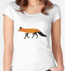 Fox naturally Fitted Scoop T-Shirt