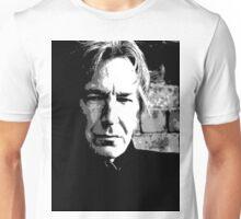 Alan Rickman Artist Unisex T-Shirt
