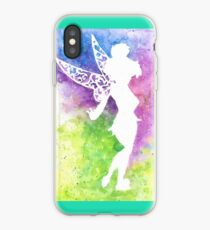 tink multi coloured silhouette  iPhone Case