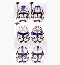 501st 6-pack Poster