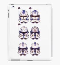 501st 6-pack iPad Case/Skin