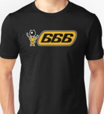 666 The number of the bic !!! T-Shirt