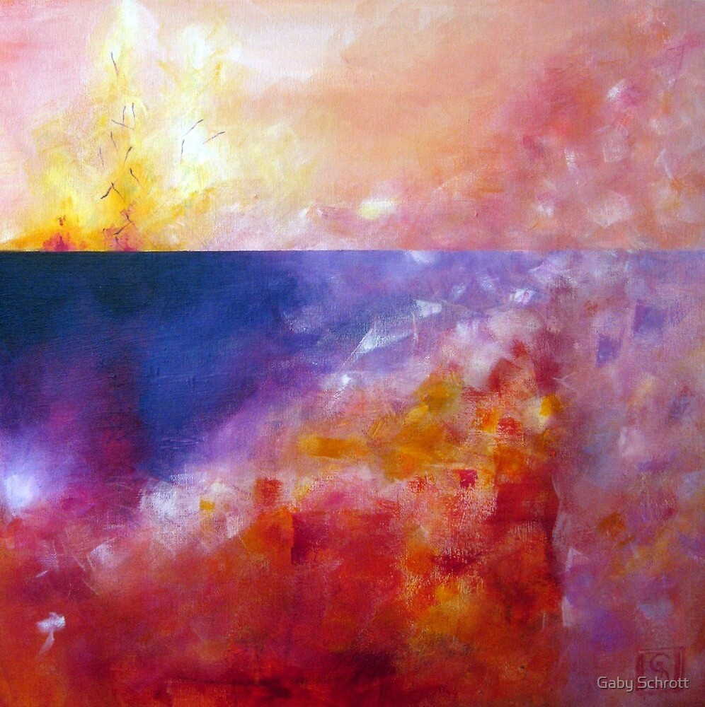 Abstract by Gaby Schrott