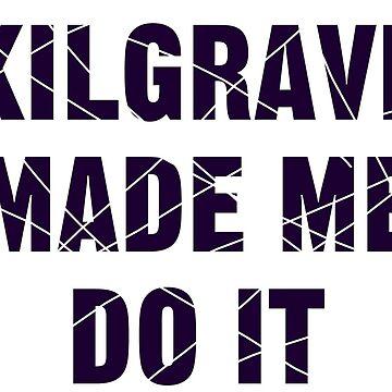 KILGRAVE by marluxiadallas