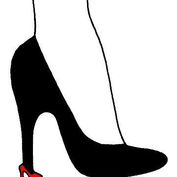 High heel in high heel by irisboudreau