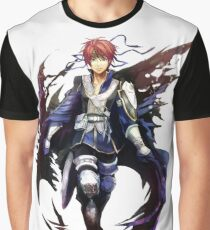 Roy-Fire Emblem Graphic T-Shirt