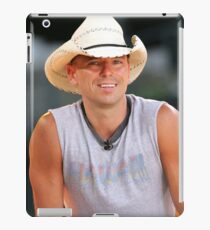 Kenny Chesney iPad Case/Skin