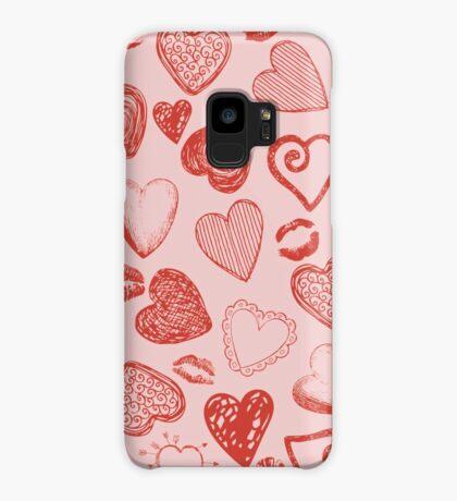 Love n' Kisses ... Case/Skin for Samsung Galaxy