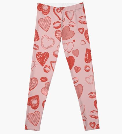 Love n' Kisses ... Leggings