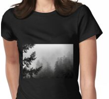 Into the Fog Womens Fitted T-Shirt