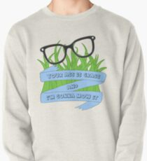 Tina Quotes Pullover