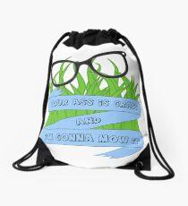 Tina Quotes Drawstring Bag