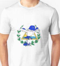 El Salvador Momoto (Transparent) Unisex T-Shirt