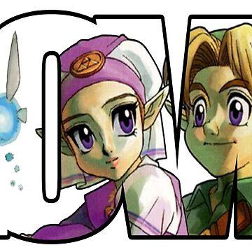 Zelda In Love  by rosiojh