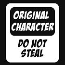 original character do not steal by Jennifer Snyder