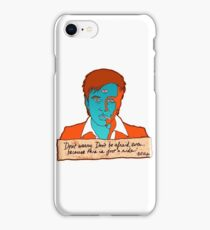 Bill Hicks iPhone Case/Skin