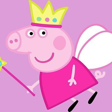 Peppa pig fairy by mrdemo