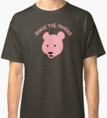 Shave the Pandas Classic T-Shirt