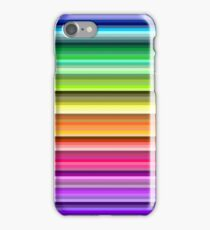 The Rainbow Connection (version 2) iPhone Case/Skin