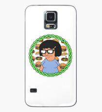 Tina ft Burgers Case/Skin for Samsung Galaxy
