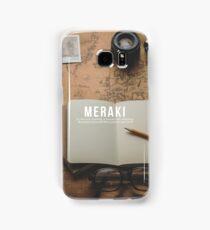 Meraki Samsung Galaxy Case/Skin