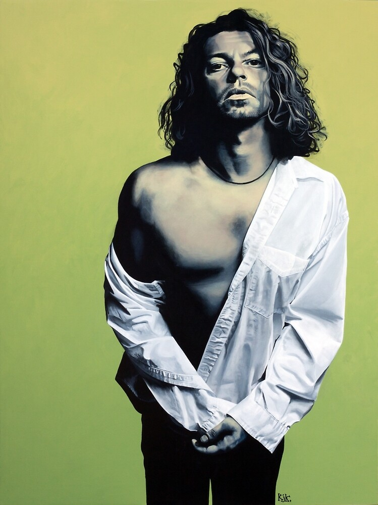 Hutchence by Kelly King