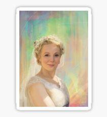 Mary Watson Sticker